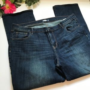 Old Navy Curvy Bootcut Jeans - Size 18 Short